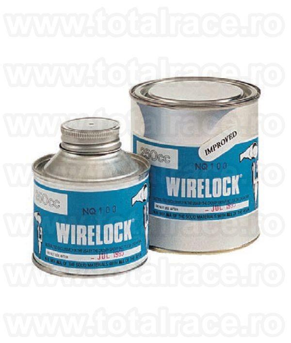 Wirelock® - Resin for spelter sockets
