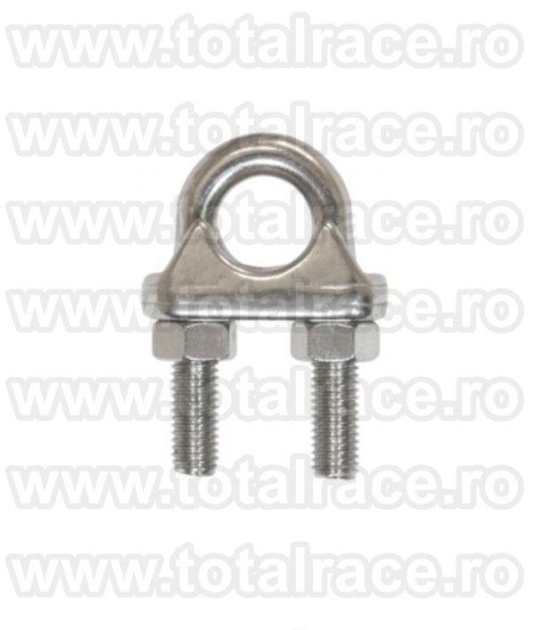Bride cablu otel inoxidabil material AISI 316