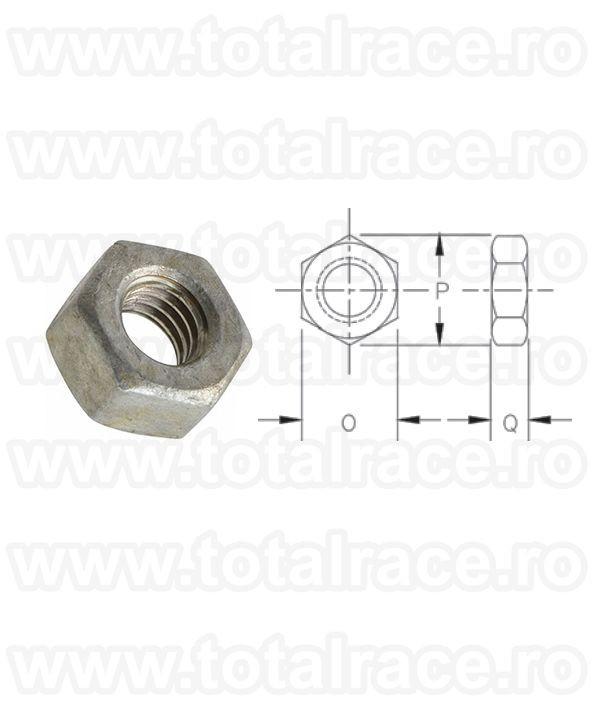 HG-4060 Right Hand Lock Nuts
