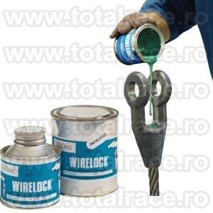 Wirelock W416-7 Resin for Spelter Sockets