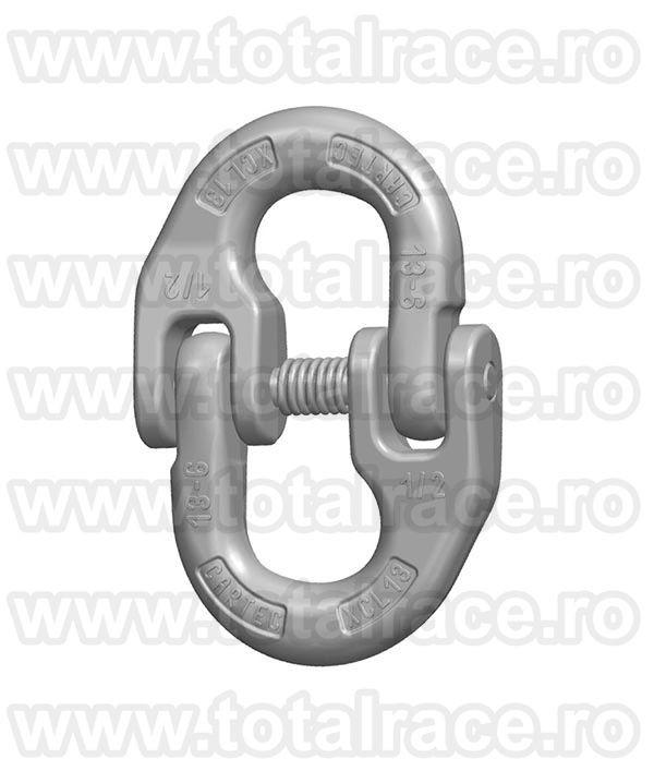 Accesorii inox grad 60 : inel oval simplu