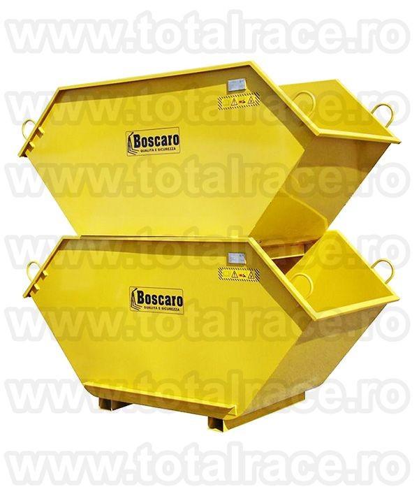 Bena suprapozabila macara , container / skip deseuri CR