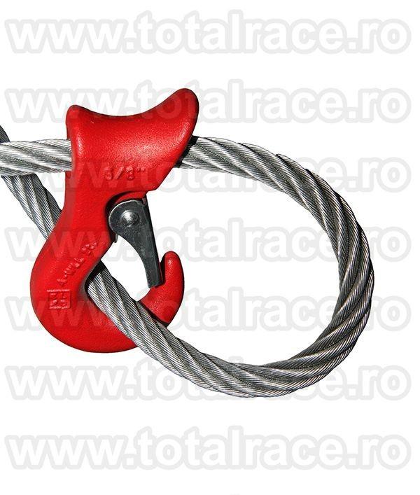 Carlig cu alunecare pe cablu model 112