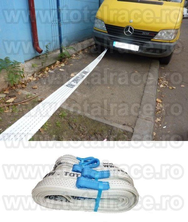 Chinga tractare autovehicule