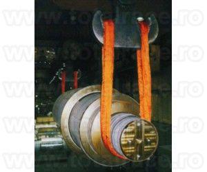 Chingi textile de ridicare  circulare TLX® capacitati MARI