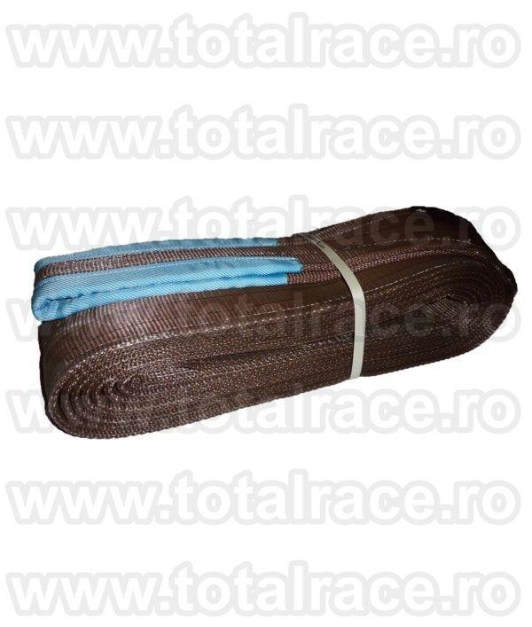Chingi textile de ridicare  cu urechi model MC 180 - 6 tone