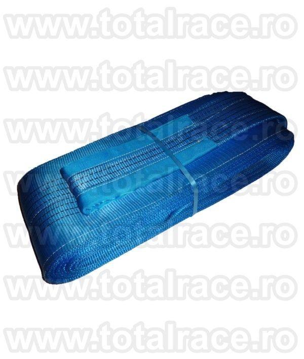 Chingi textile de ridicare  cu urechi model MC 240 - 8 tone