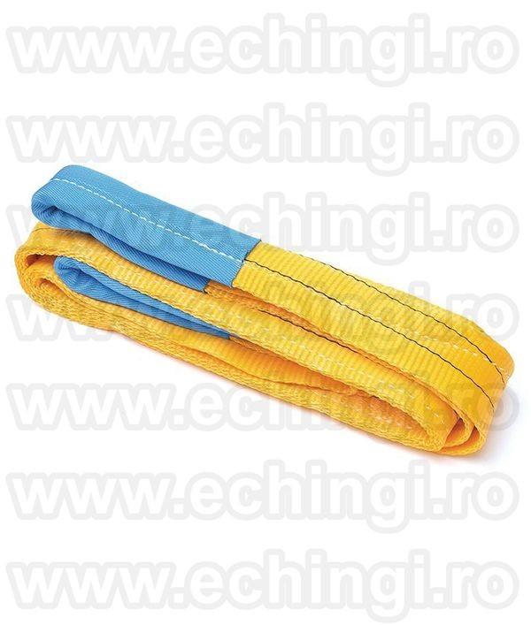 Chingi textile ridicare  cu urechi model MC 90 - 3 tone