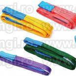 Chingi textile ridicare sarcini cu urechi