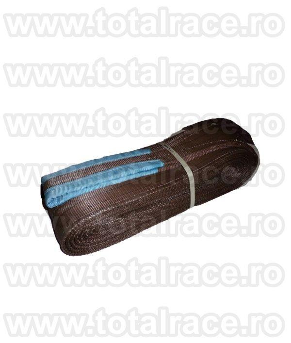 Chingi textile de ridicare  cu urechi model MC 180 - 6 tone L= 3m