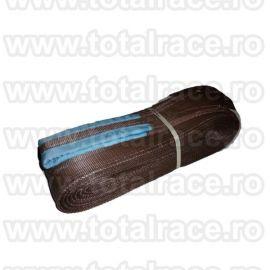 Chingi textile de ridicare  cu urechi model MC 180 - 6 tone L= 5m