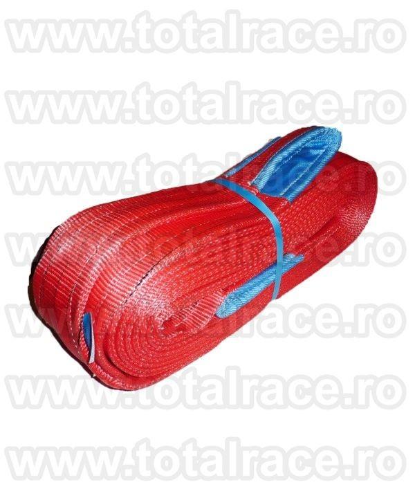 Chingi textile ridicare  cu urechi model MC 150 - 5 tone L= 2 m