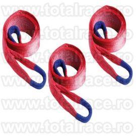 Chingi textile ridicare  cu urechi model MC 150 - 5 tone L= 4 m