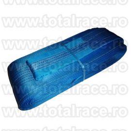 Chingi textile de ridicare  cu urechi model MC 240 - 8 tone L= 4 m