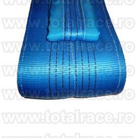 Chingi textile de ridicare  cu urechi model MC 240 - 8 tone L= 6 m