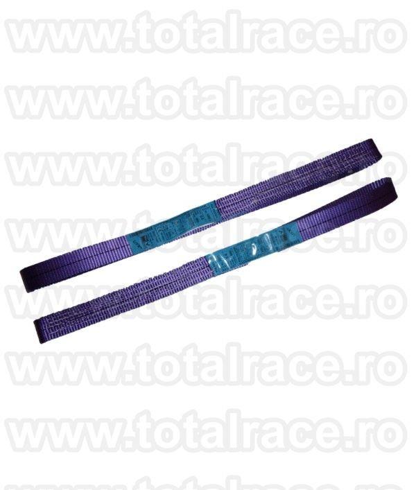 Chinga textila circulara plata ridicare model MCEE 30 - 1 tona 0.6 m