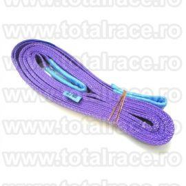 Chingi textile ridicare  cu urechi model MC 50 - 1 tona 4 m