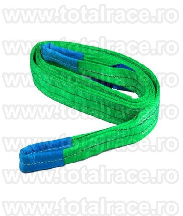 Chingi textile ridicare  cu urechi model MC 60 - 2 tone 7m