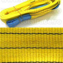 Chingi textile ridicare cu urechi model MC 90 - 3 tone 4m