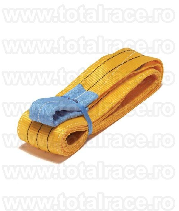 Chingi textile ridicare cu urechi model MC 90 - 3 tone 8m