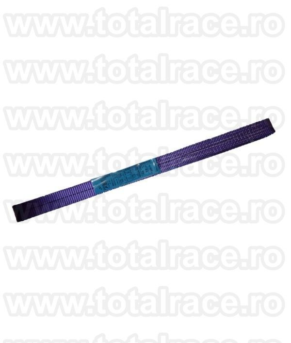 Chinga textila circulara plata ridicare model MCEE 30 - 1 tona 2.5 m