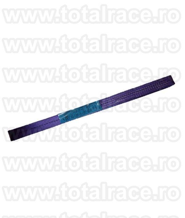 Chinga textila circulara plata ridicare model MCEE 30 - 1 tona 3.5 m
