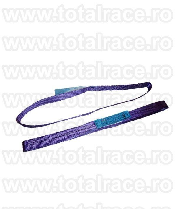Chinga textila circulara plata ridicare model MCEE 30 - 1 tona 5.5 m