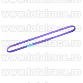 Chinga textila circulara plata ridicare model MCEE 30 - 1 tona 7.5 m