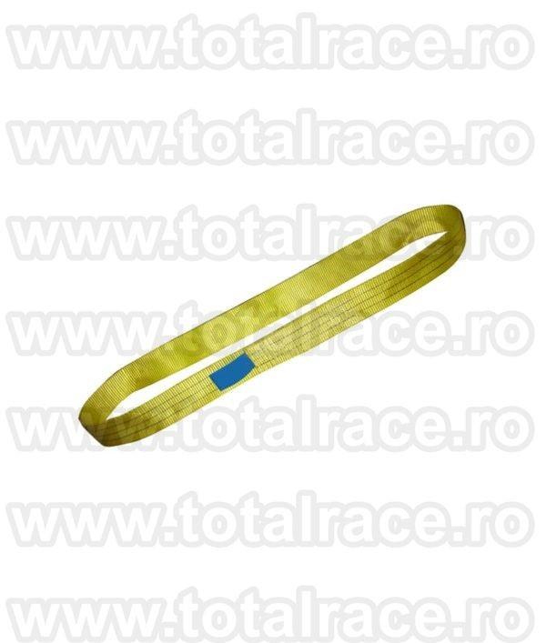 Chinga textila circulara plata ridicare model MCEE90 3 tone L= 3 m