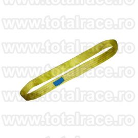 Chinga textila circulara plata ridicare model MCEE90 3 tone L= 5 m