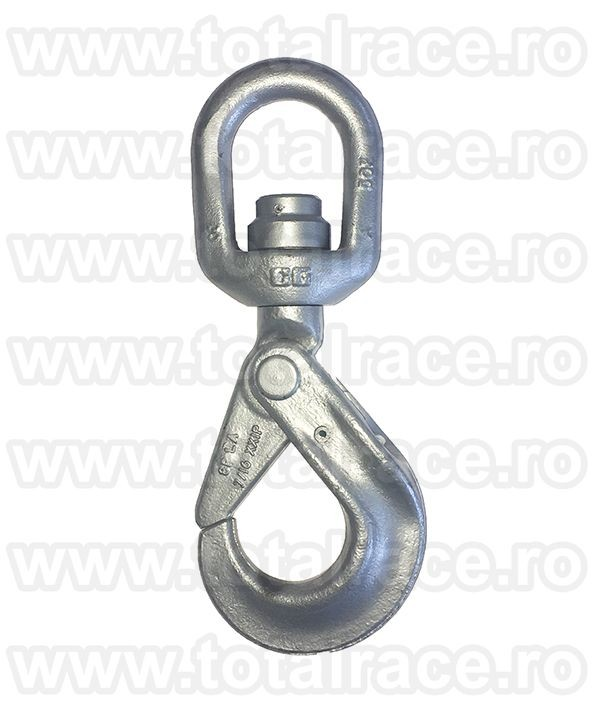 S 13326 SHURLOC® Swivel Hook with roller bearing CROSBY®