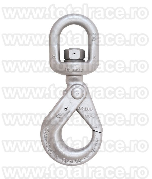 S 1326 SHURLOC® Swivel Hook CROSBY®