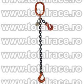 Dispozitiv de ridicare cu scurtatoare din lant cu 1 brat