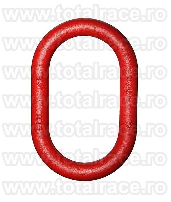 Dispozitiv de ridicare din lant cu 2 brate 13 mm 1 m