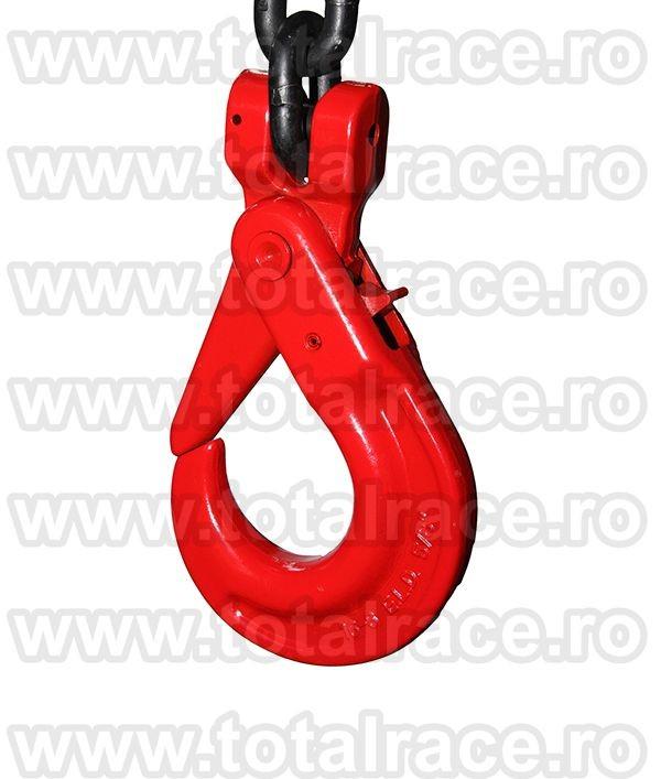 Dispozitiv de ridicare din lant cu 3 brate 8 mm 2 m