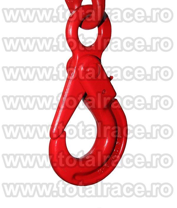 Dispozitiv de ridicare din lant cu 3 brate 7 mm 5 m