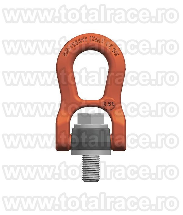 811X CE– Heavy lift swivel hoist ring