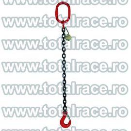 Dispozitiv de ridicare din lant cu 1 brat 20 mm 10 m