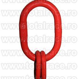 Dispozitiv de ridicare din lant cu 3 brate 6 mm 5 m