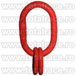 Dispozitiv de ridicare din lant cu 4 brate 8 mm 8 m