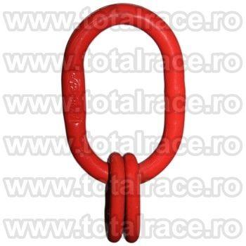 Dispozitiv de ridicare din lant cu 4 brate 16 mm 8 m