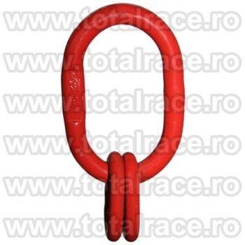 Dispozitiv de ridicare din lant cu 4 brate 6 mm 9 m
