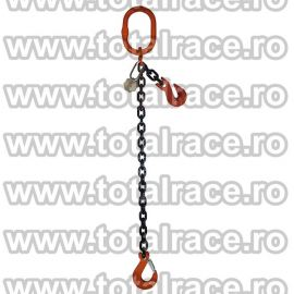 Dispozitiv de ridicare din lant cu 1 brat 20 mm 4 m