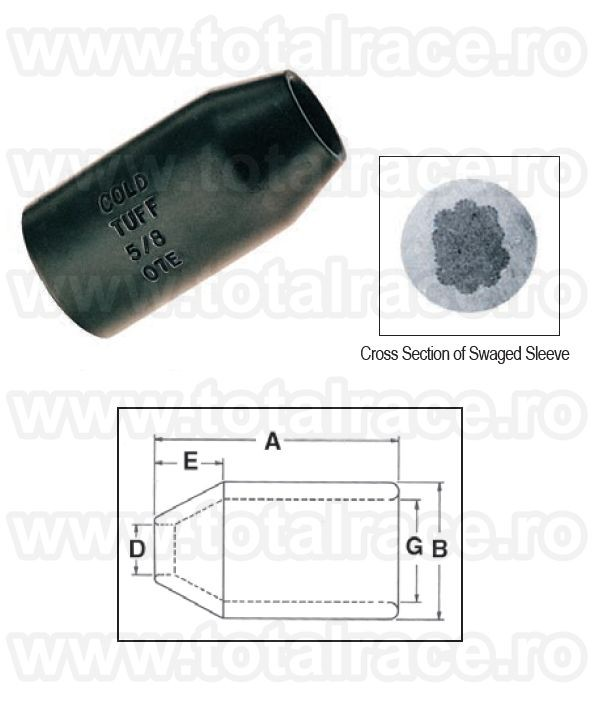 S505 Cold-Tuff® Sleeve
