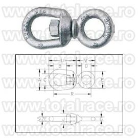 G401 - Chain Swivel